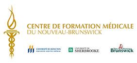 Logo Centre de formation médicale du Nouveau-Brunswick (CFMNB)