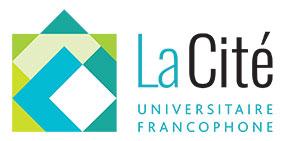 Logo La Cité universitaire francophone, Université de Regina
