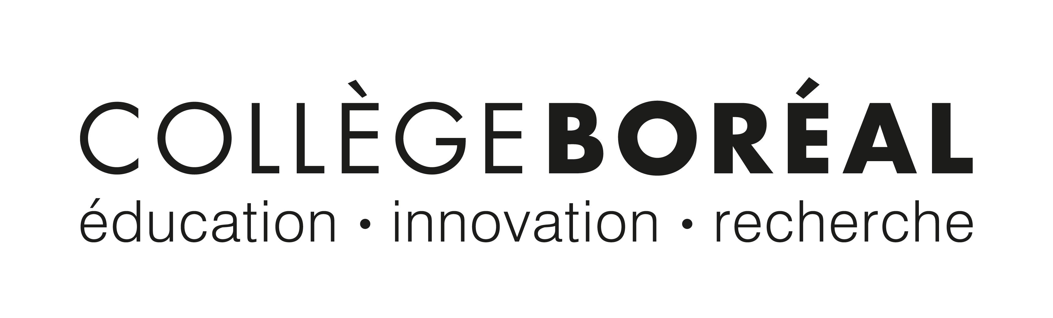 Logo Collège Boréal