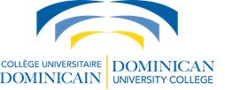 Logo Collège universitaire dominicain
