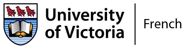 Université de Victoria – Département de français